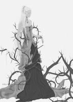 Sleeping Beauty by Ech018