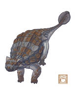Ankylosaurus magniventris by 0CoffeeBlack0