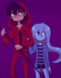 Angels of Death by bluehightoptrainers