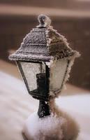 a frozen candle by lauznis