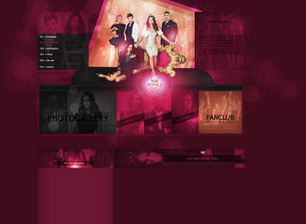Layout ft. The Royals by PixxLussy