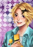 Yoosung - Mystic Messenger by Hana--bee