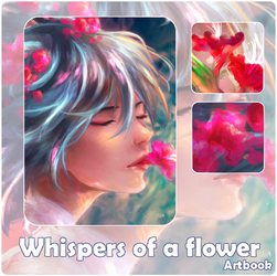 Whispers of A Flower Preview by Hana--bee