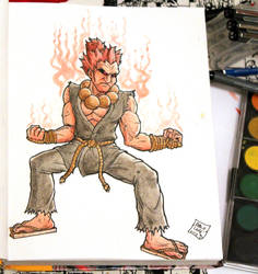 AKUMA by fieveltrue