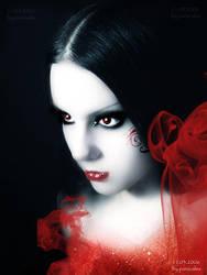 Innocent vampire by Panicalex