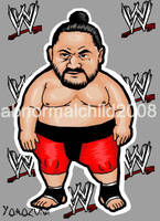 yokozuna color by abnormalchild