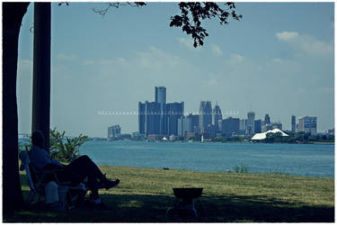 The View From Belle Isle by GrotesqueDarling13