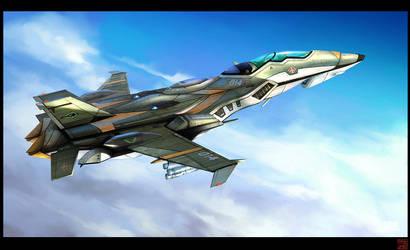 AF - 014 Hikaze by Hideyoshi