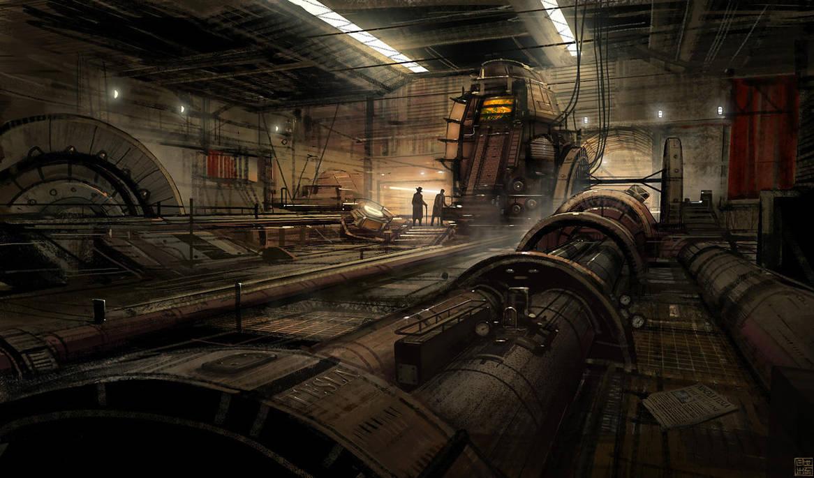 Time Machine by Hideyoshi