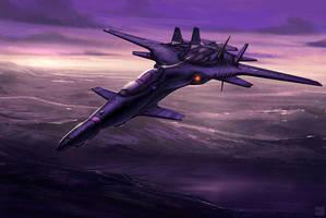XF-34 Peregrine by Hideyoshi