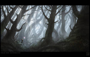 Howling Forest by Hideyoshi