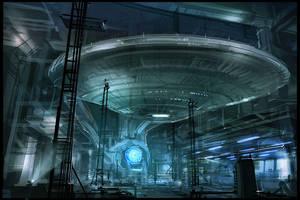 Star Trek USS Enterprise by Hideyoshi