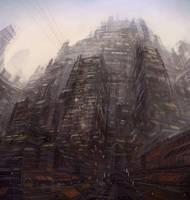 Cityscape 3 by Hideyoshi