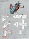 Plane Wars - Vengeance by Hideyoshi