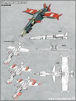 Plane Wars - Ikarius by Hideyoshi