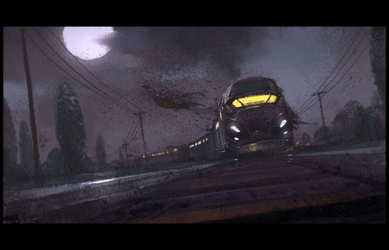 Train Station - episode 11 by Hideyoshi