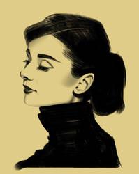 Audrey by Hideyoshi