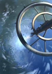 Orbital Freeze Weapon by Hideyoshi