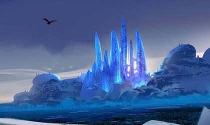 Winter Island by Hideyoshi