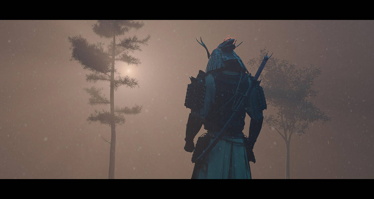 Yamiten - 3D concept - cinematic 2 by Hideyoshi