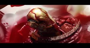 Alien Chestburster by Hideyoshi
