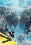 Fly by Hideyoshi