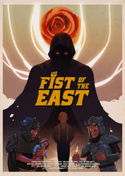 Fist of the East - Poster Art by Hideyoshi