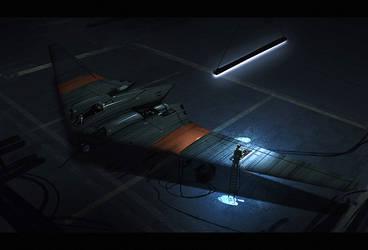 Wing Prototype by Hideyoshi