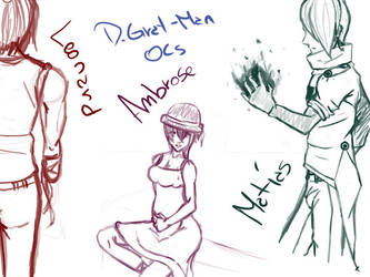 DGM-Spoiler Sketch by Kaori-OC
