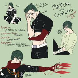 DGM-Matias Random by Kaori-OC