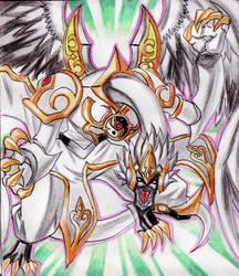 Chaos End Dragoon - randomperv by jadenkaiba