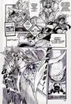 Yugioh DQ Manga pg 25 by jadenkaiba