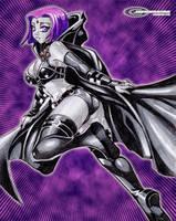Commission: Raven 2 by jadenkaiba