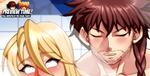 COMMISSION:  Shizuka X Johann by jadenkaiba