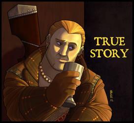 True Story by NuBearEull