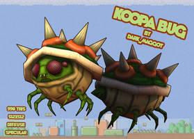 Koopa Bug by dark-maggot