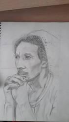 Bob Marley by SetsunaDamius