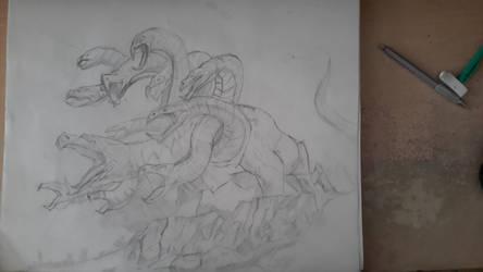Mist cutter Hydra by SetsunaDamius