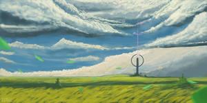 Skyclouds by Avnil