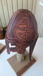viking helmet 2 by jwallo