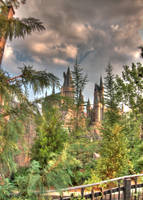 Hogwarts HDR by ProvoAggie