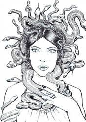 Medusa by Andreth
