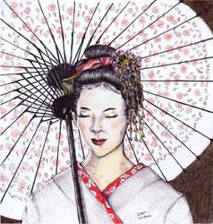 Geisha by Andreth