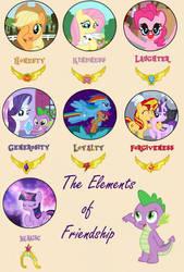 The Elements of Friendship by MajkaShinoda626