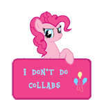IDDC -Pinkie Pie -Art status by MajkaShinoda626