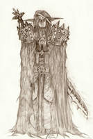 Death Knight by overwritten