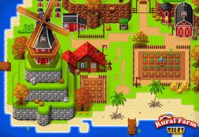 Rural Farm Tiles screenshot 1 by PinkFireFly