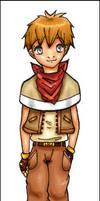 Dimitri RPG by PinkFireFly