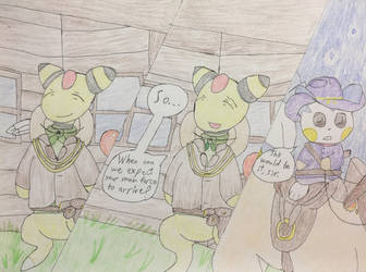 PMD: And all the Ways of Life PRLG PG 3 by RelativeEquinox