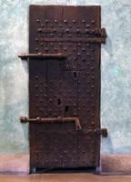 Medieval Door Stock by LadyBranwick